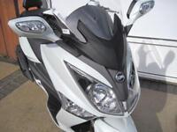 2016 SYM JOYMAX GTS300i ABS START STOP