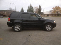 2006 Ford Escape LIMITED **ToitOuvrant**CuirChauffant*Model 4X4