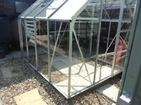 6ft x 8 ft greenhouse