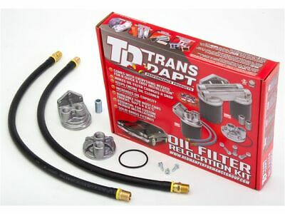 For Cadillac Eldorado Oil Filter Remote Mounting Kit 69768NZ