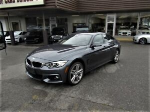 2016 BMW 4 Series 435 XDRIVE - GRAN COUPE  WITH M-PACKAGE