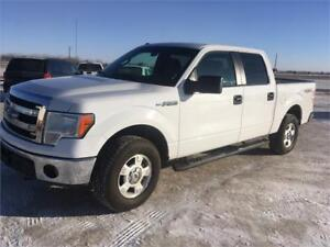 14 Ford F150 XLT New tires Financing Warranty Certified