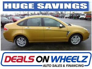 SALE!! 2009 FORD FOCUS SE ONLY 6,995!! WE FINANCE EVERYONE!!!