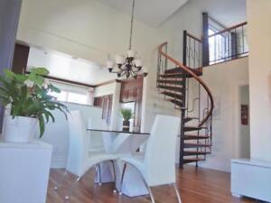 Condo 2 chambres+mezzanine+terrasse+parking
