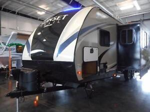 2017 SUNSET TRAIL 264 BH - DOUBLE OVER DOUBLE BUNKS