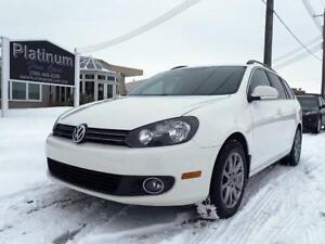 2013 Volkswagen Golf TDI Comfortline -4 NEW TIRES JUST INSTALLED