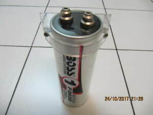 Classic Boss Audio Systems Model CAP10S 1Farad Power Capacitor