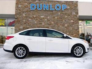 2016 FORD FOCUS DEMO LOW KM'S ONLY 8196KM'S BLUETOOTH LOW PYMTS!