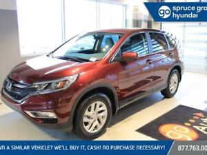 2016 Honda CR-V SE AWD, HEATED SEATS, BLUETOOTH