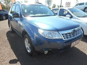 2012 Subaru Forester S3 MY12 XT AWD Blue 4 Speed Sports Automatic Wagon Winnellie Darwin City Preview