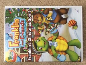 Franklin and Friends DVD ~ only played a couple of times