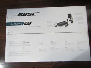 BOSE - Lifestyle V35 Home Theater System