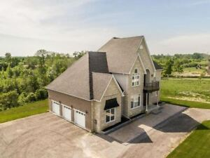 LUXURY 4 BED 5 BATH HOME FOR LEASE IN NORTH PICKERING