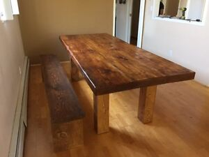 Dining Table(Custom Built to order!)
