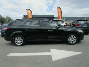 2013 Ford Mondeo MC LX PwrShift TDCi Black 6 Speed Sports Automatic Dual Clutch Wagon Welshpool Canning Area Preview