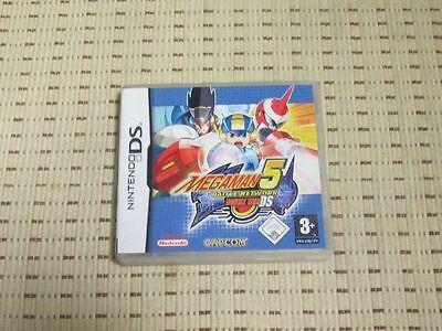 Mega Man 5 Battle Network Double Team DS für Nintendo DS, DS Lite, DSi XL, 3DS