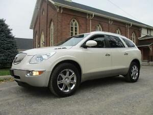 2008 Buick Enclave CXL - DVD+LEATHER+CERTIFIED $9925