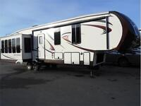 Sierra 355 *Five Slides*  Winter Package! Comfort and Convenianc