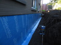Drainage and foundation solutions