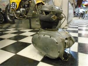 1970 BSA A65 Lightning Engine