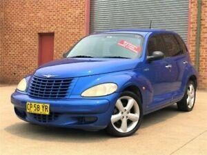 2004 Chrysler PT Cruiser PG MY2004 Classic Blue 5 Speed Manual Wagon Mount Druitt Blacktown Area Preview