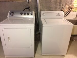 Washer & Dryer in great condition