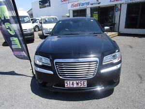 2012 CHRYSLER LUXURY 300 SEDAN Great Uber car- yours from $122p/w Currumbin Waters Gold Coast South Preview
