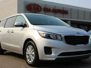 2018 Kia Sedona LX, HEATED SEATS, HEATED WHEEL, BACKUP CAM, POWE