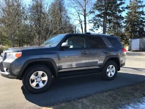 2012 4Runner SR5 Upgrade Package