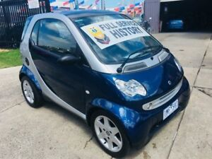 2006 Smart ForTwo Coupe 6 Speed Auto Sequential Coupe Brooklyn Brimbank Area Preview
