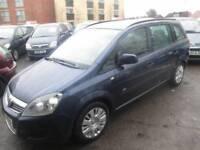 Vauxhall Zafira 1.7 CDTi ecoFLEX 16v Life 5dr Good / Bad Credit Car Finance (blue) 2011