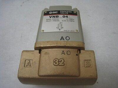 New SMC VNB504A,  Brass Process valve VNB504A-32AN