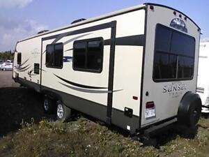 Eagle RV For Sale 2013 Sunset Trail Reserve 30 RE