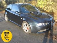 2003 53-reg Alfa Romeo 147 GTA 3.2 v6 24v choice of 3 all with FSH PRICES FROM £9990