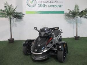 CAN-AM SPYDER 2011 RS-S**COMME NEUVE SEULEMENT 7450KM WOW!!!