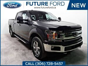 2018 Ford F-150 XLT | 3.5 ECOBOOST | MAX TRAILER TOW | XTR PACKA