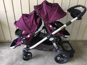 City Select Double Stroller by Baby Jogger