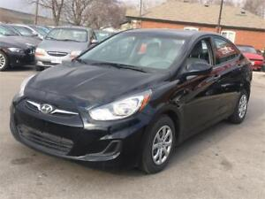 2014 Hyundai Accent GL-ONLY 41000KMS-NO ACCIDENTS