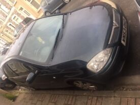Vauxhall corsa 2003 for car parts