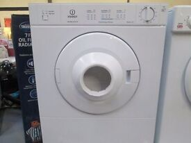 *BARGAIN*INDESIT COMPACT COUNTERTOP+3KG PAYLOAD TUMBLE DRYER+GOOD CONDITION+GOOD WORKING ORDER+***
