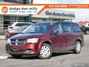 2019 Dodge Grand Caravan SXT - U-connect hands free - compact sp