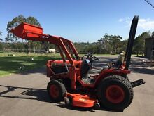 Kubota B1700 Tractor for Sale Kenthurst The Hills District Preview