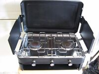 Royal double burner and grill (Reduced price)