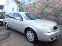 * No VAT * Vauxhall Vectra 2.2DTi 16v 2003.5MY Elegance - Cheap To Run!