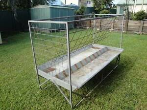 Hay bale feeder for cattle or horses Scarness Fraser Coast Preview