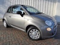 Fiat 500 1.2 Pop ....Superb Example with Long MOT, Fabulous Colour, Immaculate Condition Throughout