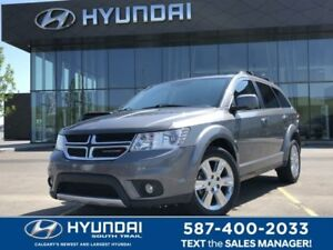 2012 Dodge Journey R/T - LEATHER, SUNROOF