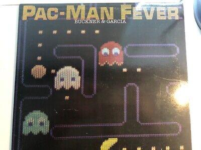 Pac-Man Fever 1982 Vinyl LP Record Donkey Kong Centipede Buckner & Garcia RARE!