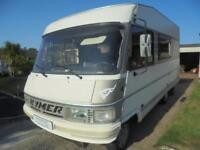 1993 Hymer B564 4 Berth A Class Motorhome For Sale