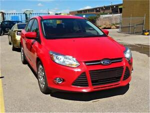 2012 Ford Focus SE    Just $66 bi-weekly o.a.c